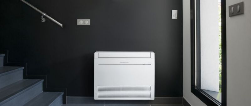 Installation climatiseur console sur Paris 16